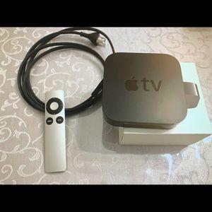 Apple TV 1427 3rd Generation Black